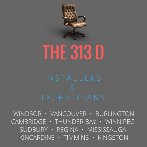 THE 313D - RELIANCE INSTALLERS AND TECHNICIANS