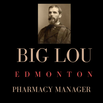 THE BIG LOU EDMONTON