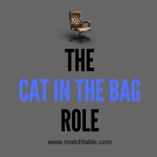 CAT IN THE BAG ROLE