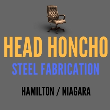 HEAD HONCHO - STELL FABRICATION