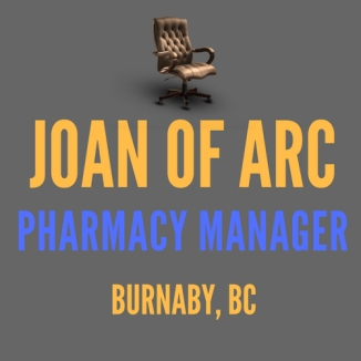 JOAN OF ARC ROLE